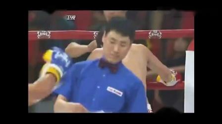 中国小将暴打韩国选手,美女都心疼哭了