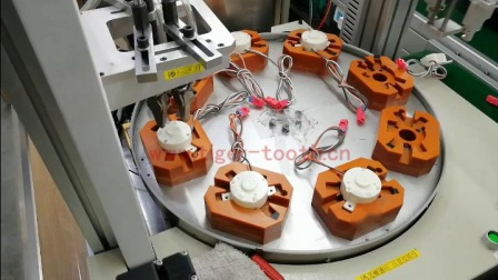 定时器螺丝自动锁付机视频