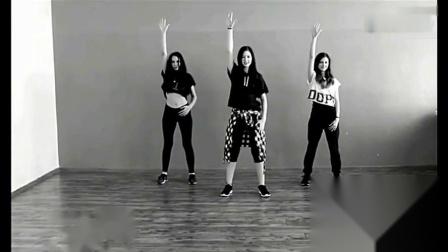 简单易学的瘦身减肥舞蹈,健身舞教学,看的揪心注意亮点!视频