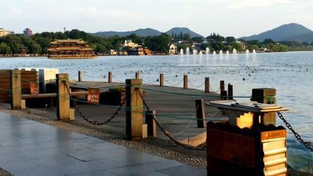 (优酷)今晚杭州音乐喷泉即将开始