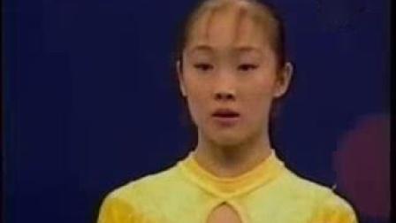 我在奎媛媛-2000奥运会 自由体操 纯音乐截了一段