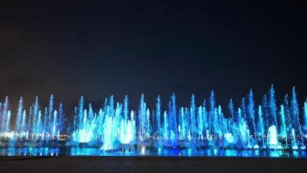 大连东港音乐喷泉