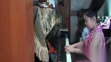殷康宁-2018年上海音乐家协会钢琴业余考级-6级