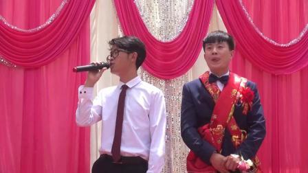 李成功  李雅倩结婚视频