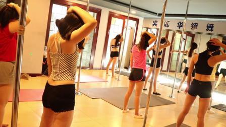 新疆钢管舞基训2