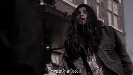 摩托教父(片段):龙格尔教训流氓