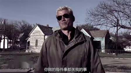 摩托教父(片段):龙格尔救下两姐弟