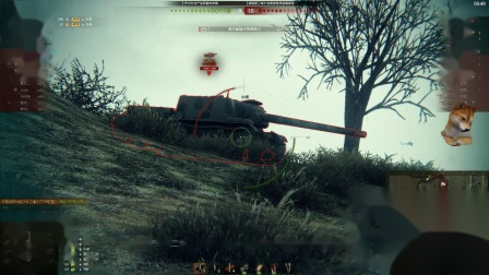 【WOT】坦克世界LOD解说 T54轻型也是54
