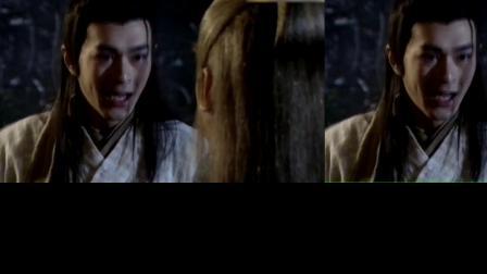 黄药师教杨过弹指神通,还与他称兄道弟,不愧是东邪!