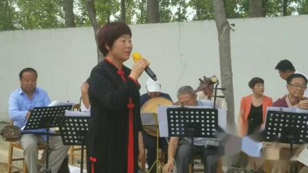 夏津福星京剧社赴南城社区敬老院慰问京剧演唱会