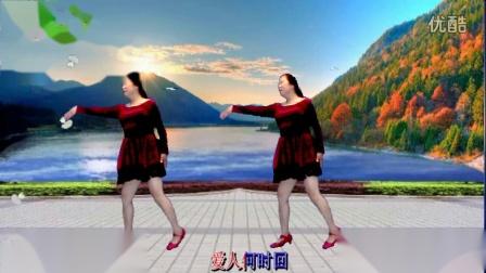 点击观看《宜阳明萱广场舞 情人泪 简单易学 这样的舞蹈一定要学会呀》