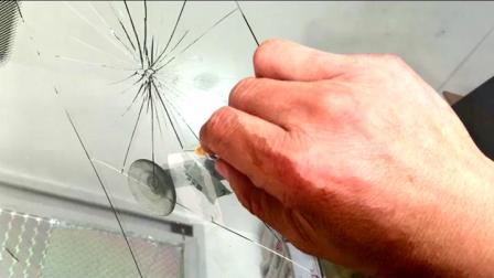 汽车挡风玻璃修复技术