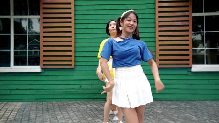 点击观看《派澜现代舞 爵士舞 Power Up 惠文 好美的学姐》