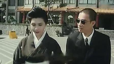 我在古惑仔2猛龙过江 粤语版截了一段小视频