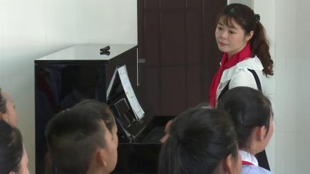 沪教版五年级下册唱歌《 歌唱二小放牛郎》(小学音乐青年教师参赛获奖课例教学实录)