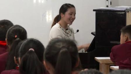 人教版(简谱)小学音乐五年级下册《看大戏》(小学音乐青年教师参赛获奖课例教学实录)