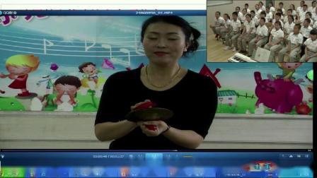 人教版(简谱)小学音乐五年级下册《花木兰》(小学音乐青年教师参赛获奖课例教学实录)