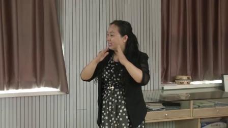 人音版(简谱)小学音乐五年级上册《演唱 牧场上的家》(小学音乐青年教师参赛获奖课例教学实录)