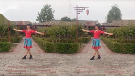 红豆广场舞《红尘蝶恋》