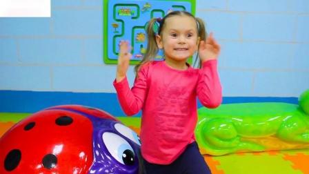 益智玩具室内儿童乐园动物农场和童谣童谣