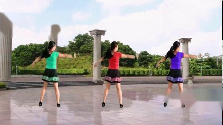 宇美广场舞原创跟我一起...