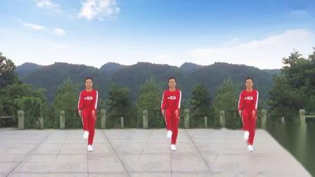 武阿哥广场舞《幸福拍拍手》原创拍手拍打保健操 庆祝国庆节献礼