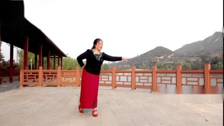 宜阳明萱广场舞中三 想和你一起慢慢变老 编舞 雨夜