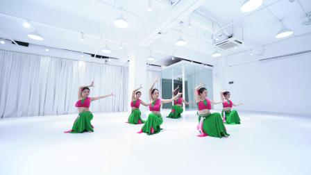 派澜傣族舞 版纳印象 有傣族的风味哟!学到精髓了