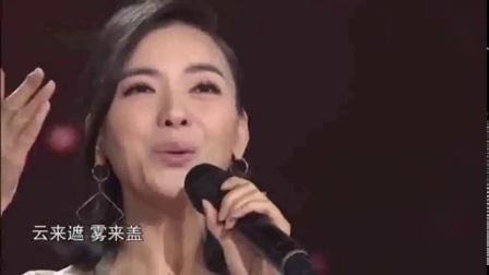 陈思思演唱的《珊瑚颂》典型歌红人不红