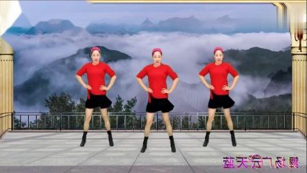 冬季减肥健身操,舞曲《享受健康》每天十分钟,奇迹看得见视频