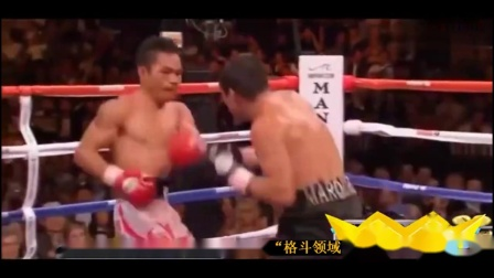 拳王帕奎奥VS马奎兹拳法疯狂对攻,实力相当·