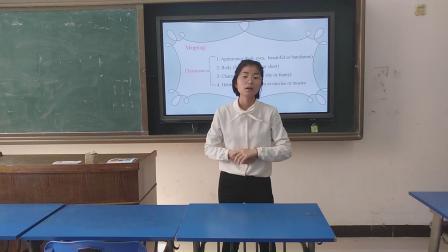 西安外国语刘雅妮初中英语试讲日记初中150清明节字图片