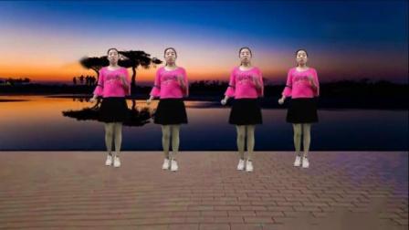 入门32步广场舞没了心的爱 简单好看 潇洒大方 送给大家!