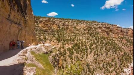 美国最具标志性的自然风光之旅,航拍大峡谷国
