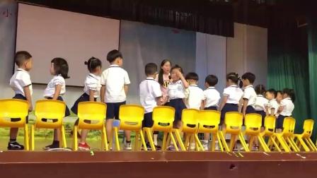 幼兒園中班音樂《小象玩水》優秀教學視頻