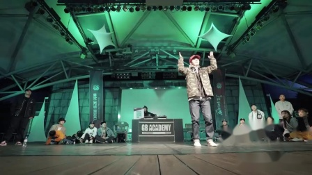 【vhiphop.com】5000 (From Xebec)  2018 Freestyle Jam Session vol.2 裁判表演