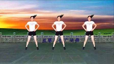 益馨原创广场舞《玩腻》时尚动感健身减