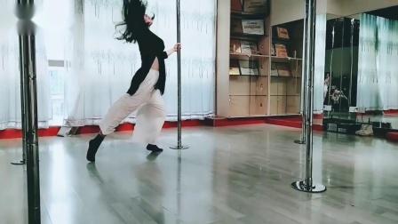 零基础钢管舞教学