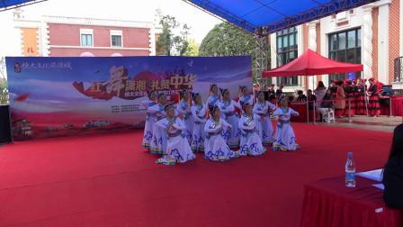恒大广场舞大赛歌曲联唱 天姿舞蹈队