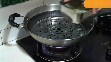 最近很火的蔬菜鸡蛋糕的做法,口感鲜嫩,营养丰富视频