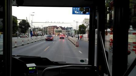 【巴士三公司】197路公交车(Z0A-0298)(徐泾东临时枢纽-华新镇)全程【VID_20181124_170814】