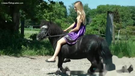 美女拉丁美女骑马第九集