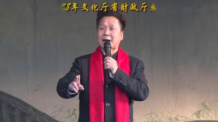 权家寨村2018年文化厅省财政厅秦腔惠民演出