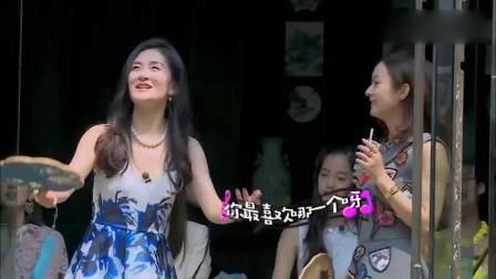 谢娜、赵丽颖恶搞何炅,一张口全场都被逗笑了