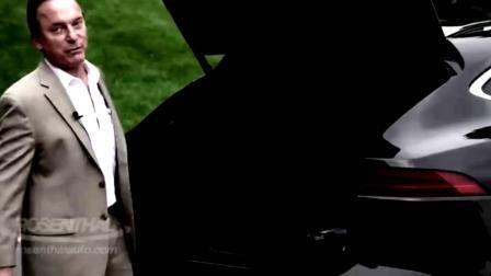 「全英车评」黑色的捷豹Epace,这款小豹子真心漂亮啊!