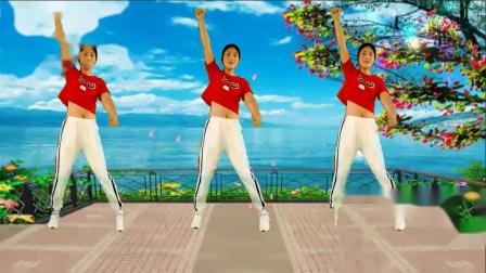 红豆梦千年广场舞《隔壁泰山》