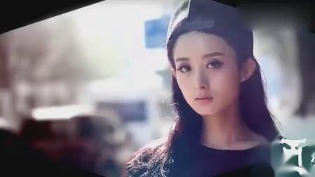 赵丽颖街拍
