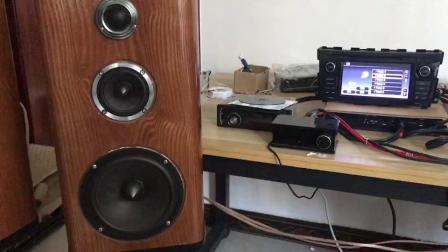 凌派CD機改低電平RCA輸出后效果測試