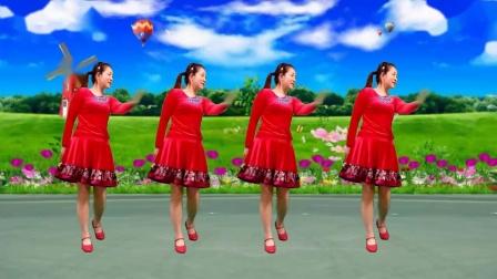 红豆广场舞精选《天边的情哥哥》