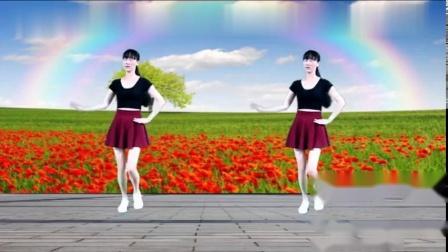 最炫的民族风广场舞_广场舞最炫民族风 广场舞16步